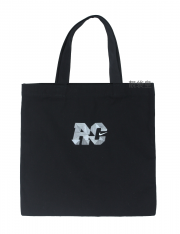 BLACK RC TOTE BAG