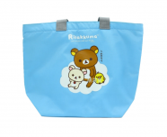 RILAKKUMA NYLON ZIPPER BAG