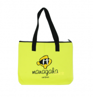 YELLOW OXFORD BAG